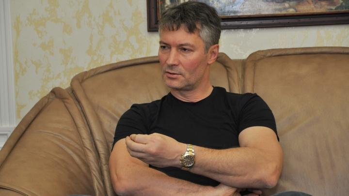 В Екатеринбурге согласовали митинг против отмены выборов мэра