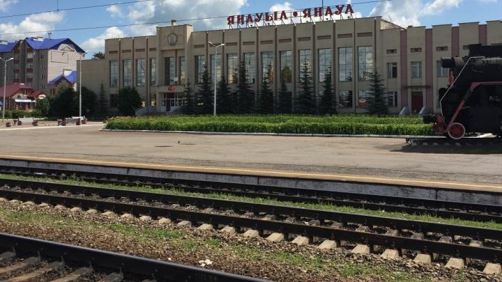 В Башкирии под колесами поезда погибла несовершеннолетняя школьница