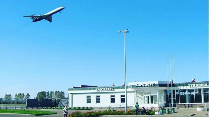 Наполеоновские планы: власти обещают сделать ярославский аэропорт одним из крупнейших в России