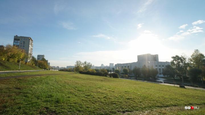Золотая осень: в Прикамье ожидается теплый и сухой сентябрь