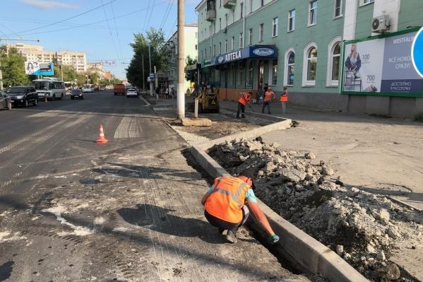 В этом году сверх плана дорожного ремонта сделают дорогу в Черемухово, улицу Зелёную и часть Сибирской