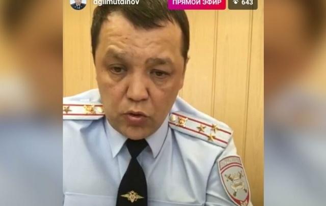 «Зачем красивым парням тонировка»: Динар Гильмутдинов ответил на вопросы уфимцев