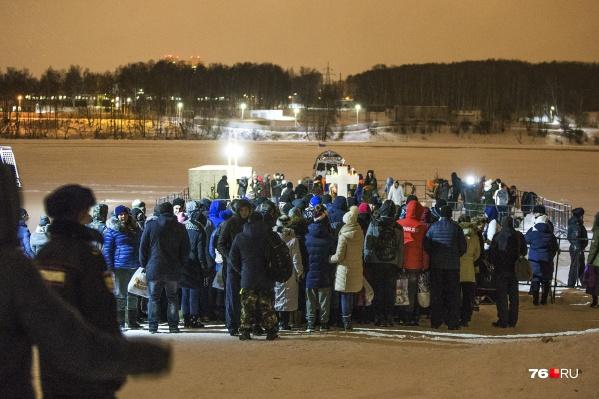 На Крещение в Ярославле подморозит, но не сильно