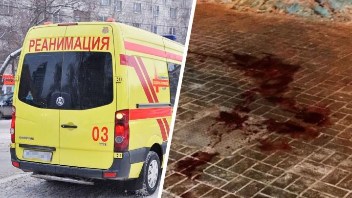 Парень, которого ранили возле «Пятерочки» на Куйбышева, находится в реанимации