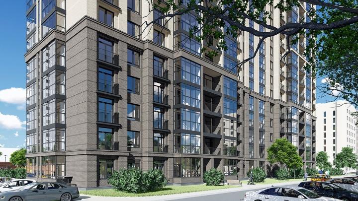 На Дмитрия Донского построят жилой комплекс, похожий на знаменитые московские высотки