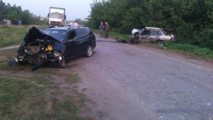 Из-за пьяного водителя трое пострадали в ДТП в Щучанском районе
