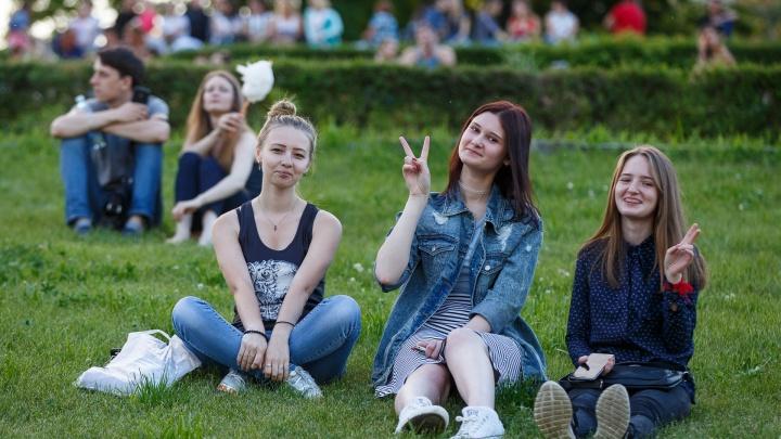 В Волгограде пройдёт рок-концерт и споют народники
