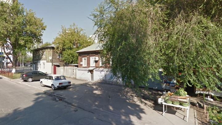 Снесут для стройки: еще один квартал в центре Самары освободят от деревянных домов