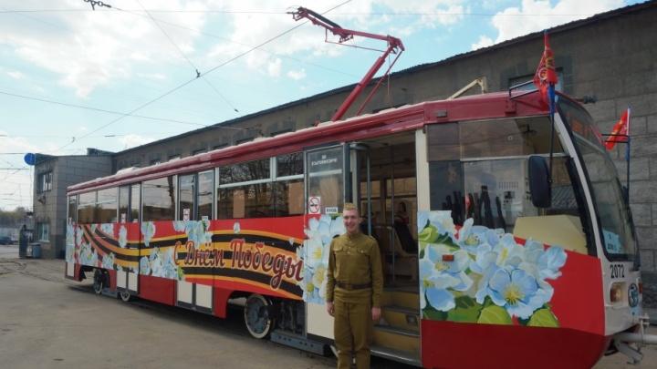 До двух ночи по новым маршрутам: как будет ходить челябинский транспорт 9 мая