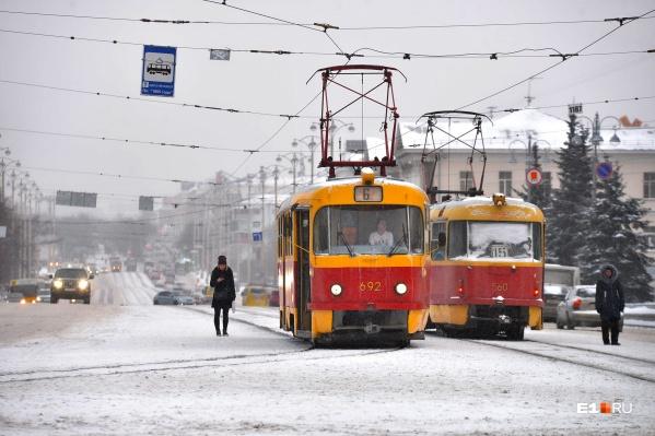Старые трамваи в Екатеринбурге готов переделать Уралтрансмаш