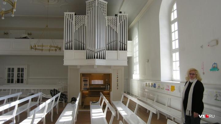 Бах, Мендельсон и осень в миноре: «Старая Сарепта» открывает сезон органной музыки