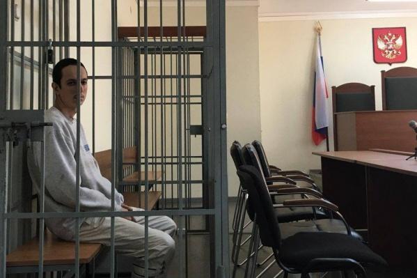 Вячеслава Лукичева арестовали 6 ноября из-за поста в Telegram