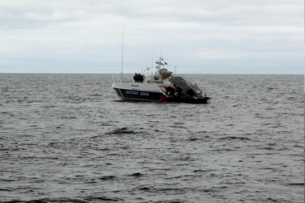Архангельские спасатели не смогли найти новосибирца