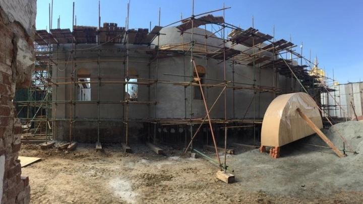 """Автор нового проекта Успенской церкви: """"Когда её построят, злопыхатели сами будут ей восхищаться"""""""