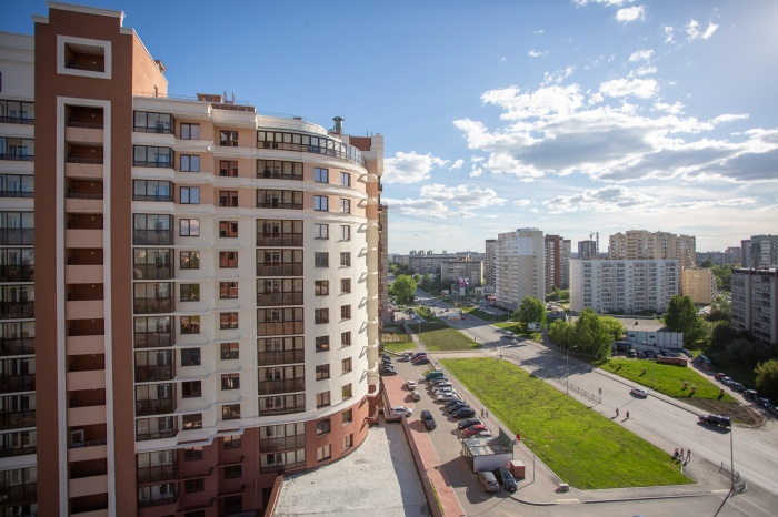 Новоселы «Первого Николаевского» сейчас обживаются в долгожданных квартирах