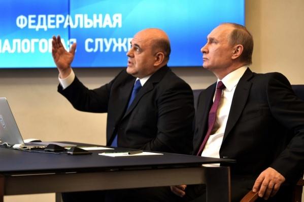 После отставки правительства Путин предложил на пост премьер-министра Михаила Мишустина
