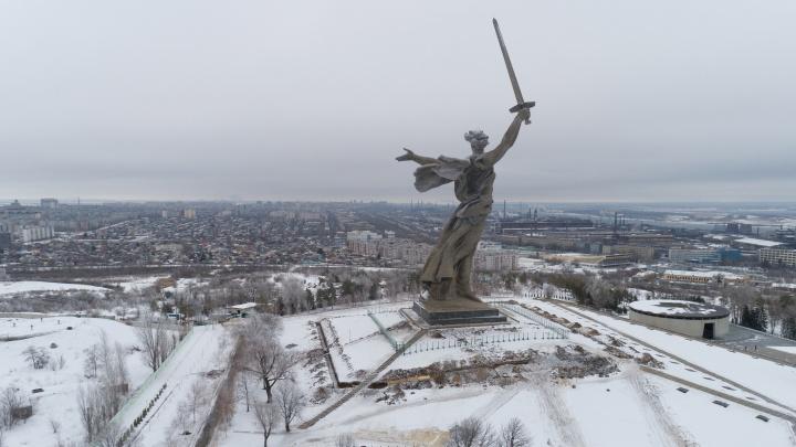 В ожидании метели и сильного ветра: в Волгоградской области ударит мороз до-16°С