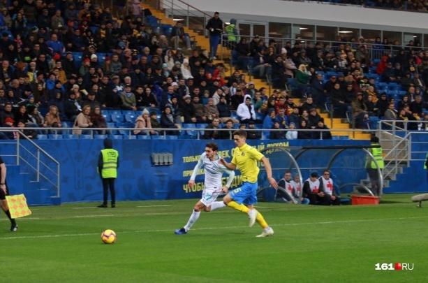 «Уступаем мы сегодня»: «Зенит» обыграл ФК «Ростов» со счетом 2:0