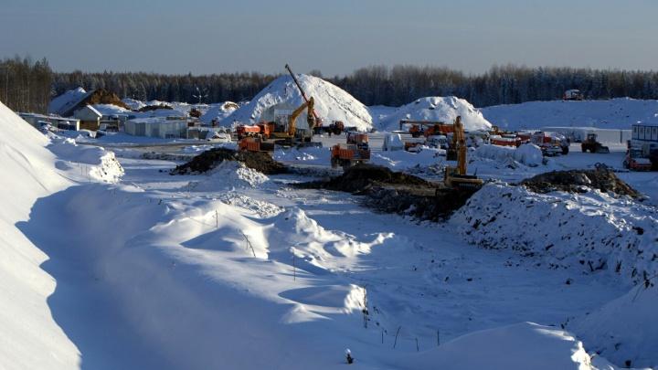 Арбитражный суд отказался запрещать строительство на станции Шиес