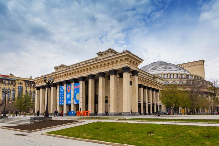 Церемония награждения победителей прошла в новосибирском театре оперы и балета