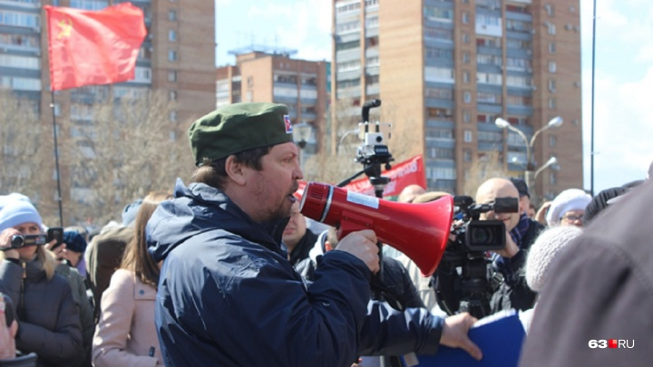 Депутат Матвеев: «ВСамаре вскрыли могилу Петра Алабина ради берегоукрепления»
