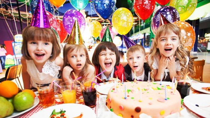 Дети зажигают, родители отдыхают: «Мегалэнд» приглашает отметить день рождения на своих площадках