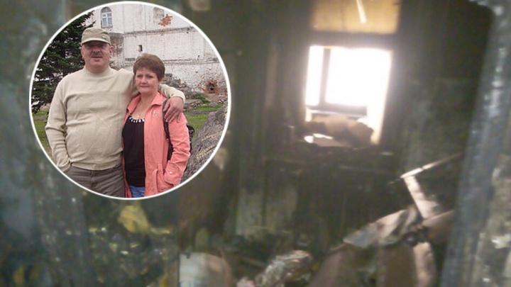 «Выбежали на лоджию и поняли: сейчас сгорим». Погорельцы из Тутаева остались без вещей и квартиры