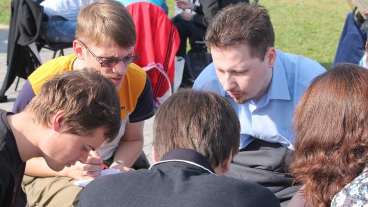 Проверим, кто умнее: в Волгограде стартует сезон игр «Что? Где? Когда?»
