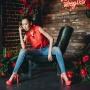 «Предлагали за ночь 500 тысяч»: 41-летняя тюменская участница конкурса MAXIM — о карьере модели