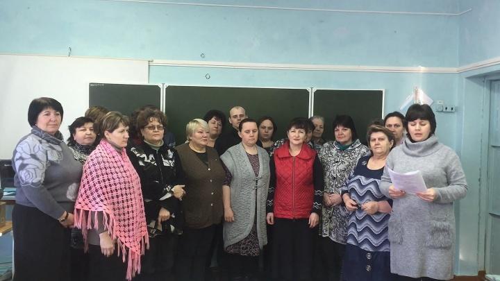 Работники школы в Омской области записали видео для Путина: у них нет газа, воды, связи и транспорта