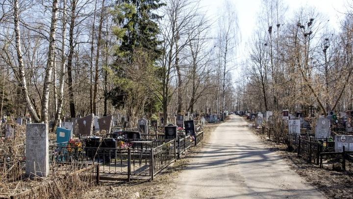 В Ярославской области молодой мужчина воровал ограды с могил: как прятал награбленное