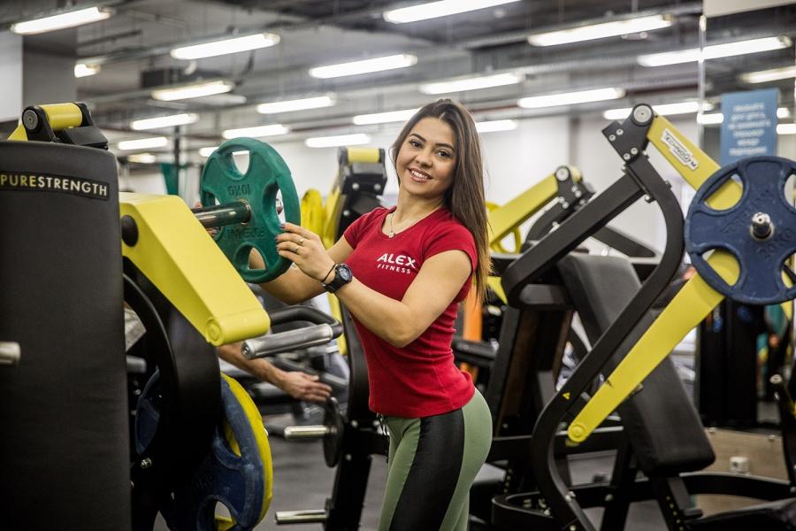 Фитнес-центры гордятся своей атмосферой, специалистами и оборудованием d34c8eff05a