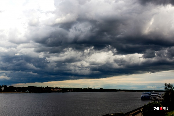 Скоро циклон вплотную подберётся к Ярославлю