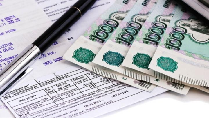 Подано 600 заявлений в суд о взыскании долгов за коммуналку
