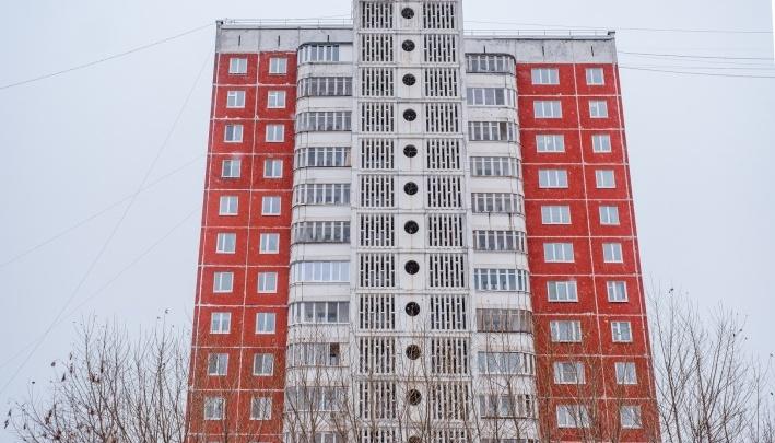 Пермяк упал с пятого этажа на козырек подъезда и остался жив