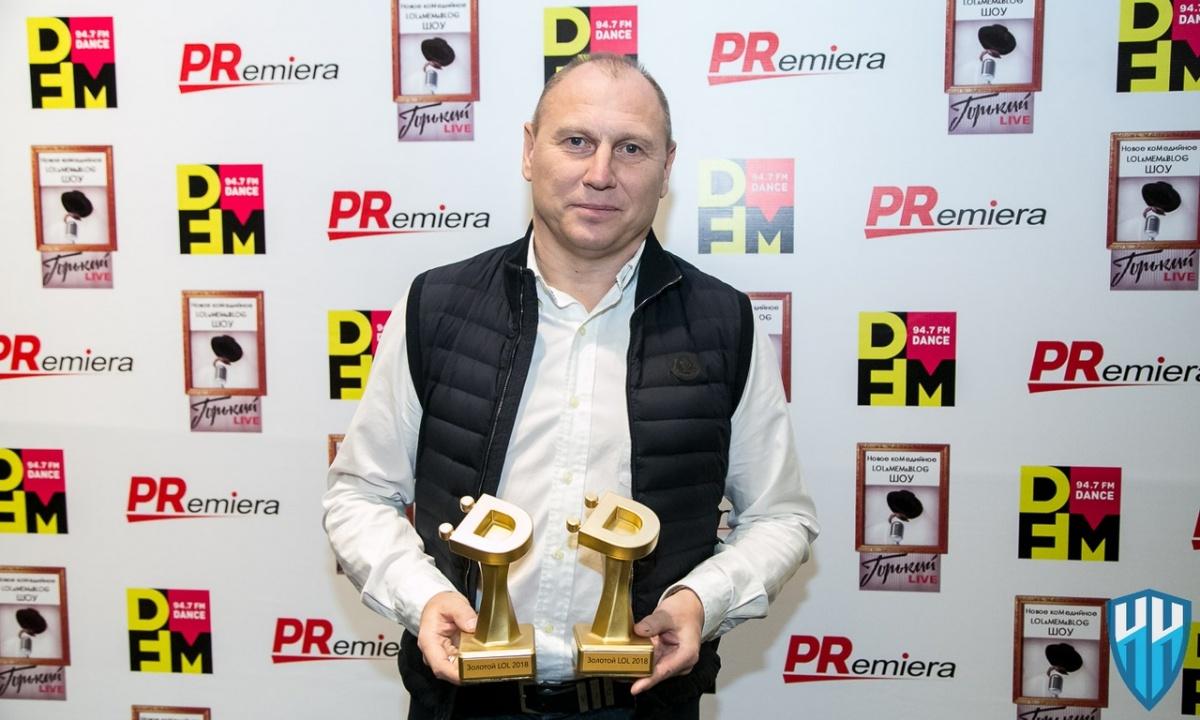 Дмитрий Черышев, тренер ФК «Нижний Новгород»
