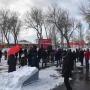 В Самаре прошла акция протеста против мусорной реформы
