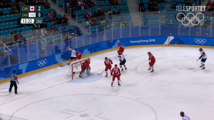 Команда новосибирской хоккеистки проиграла Канаде в полуфинале Олимпиады
