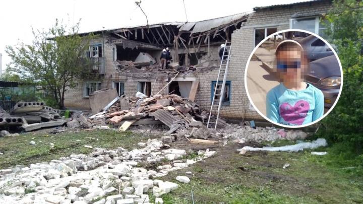На Дону простились с девочкой, погибшей при взрыве дома
