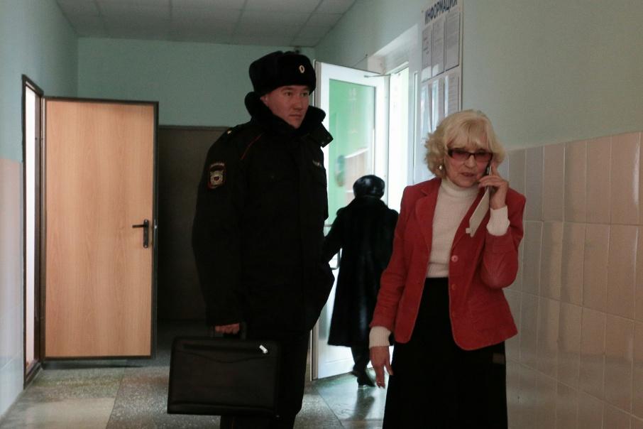 В Челябинской области поножовщина произошла в смольнинской средней школе