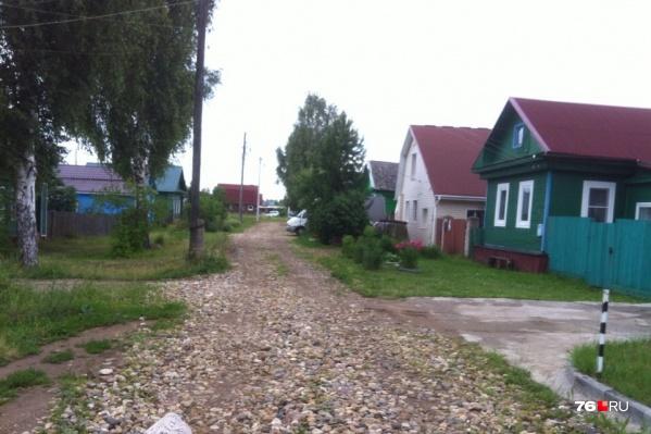 На этой улице собрались сделать большую магистраль. Под неё нужно сносить дома