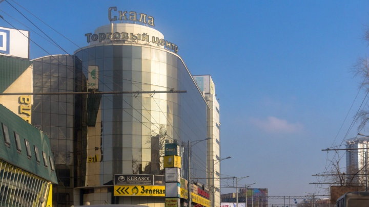 МегаФон покорил «Скалу»: мобильный интернет в торгово-офисном центре ускорили в два раза