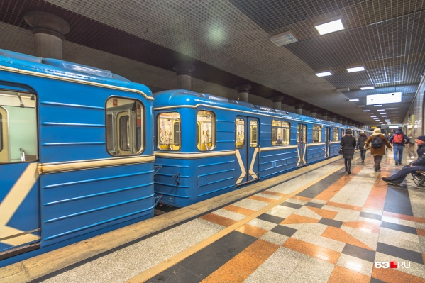 Метрополитен называют самым быстрым и стабильным городским транспортом