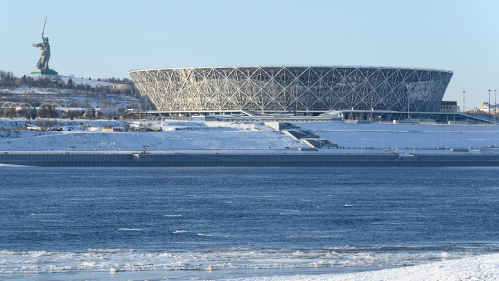 В Волгограде обещают туман и потепление до0 ºC