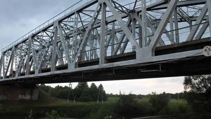 В Ярославской области ребёнок сорвался с моста: мальчик в тяжёлом состоянии в больнице