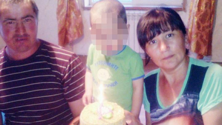 В Башкирии без вести пропала семья с двухлетним ребенком