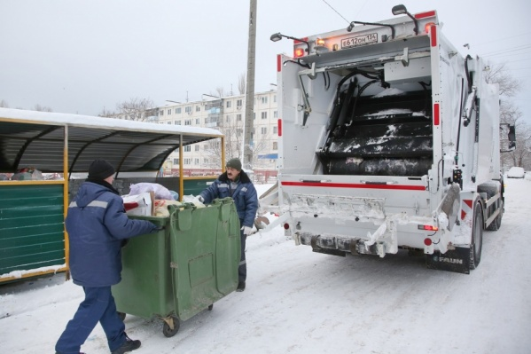Ежегодно за аренду мусоровоза без экипажа Управление отходами будет платить более трёх миллионов рублей