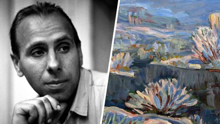 «Впечатлился яркими красками»: челябинца осудили за попытку украсть картину из галереи