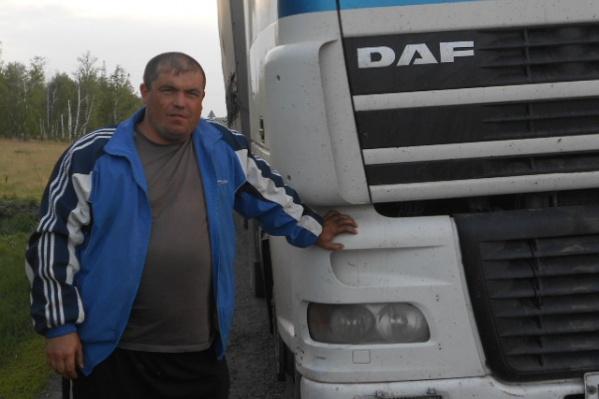 Водителю такси Петру Рабоченко удалось спастись — истекая кровью, он добрался до ближайшей больницы