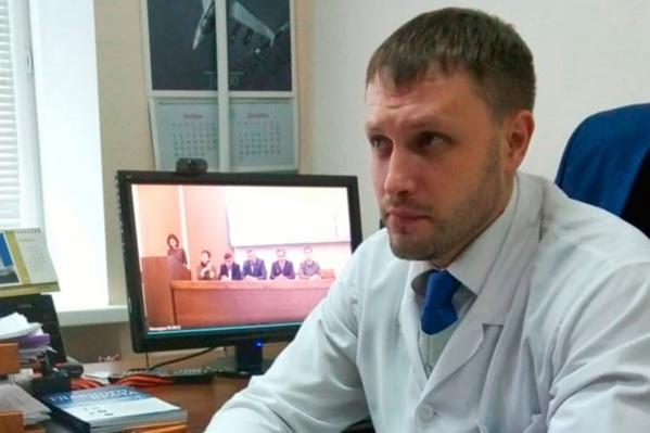 Евгений Кустов несколько лет возглавляет Центральную больницу Белорецкого района